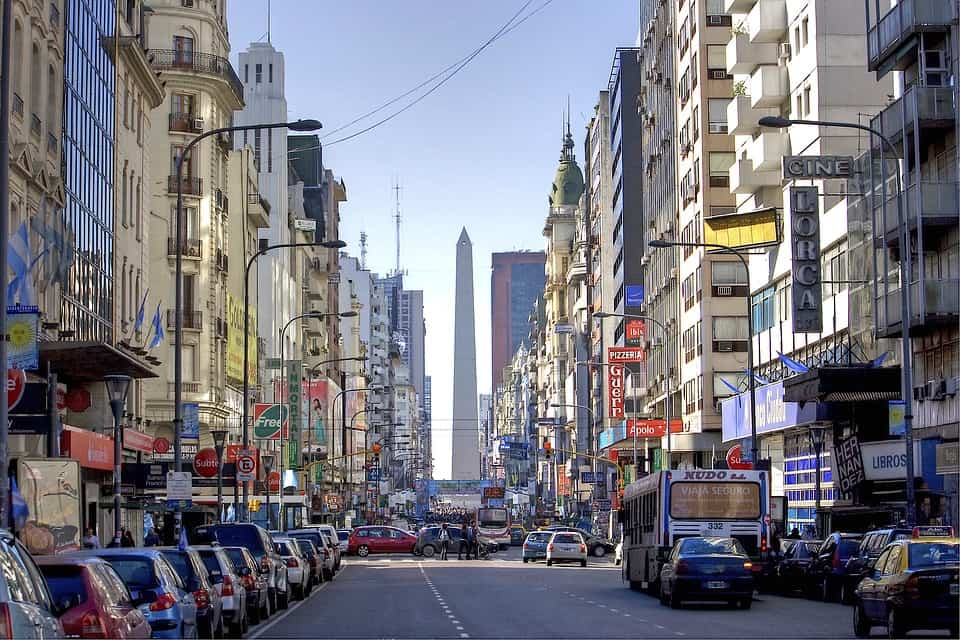 What to do in Buenos Aires – Corrientes Avenue